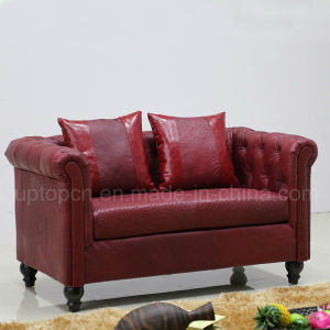 High Quality Grace Home Sofa Seating Leather Sofa (SP-KS314) pictures & photos