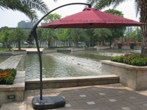 Outdoor Garden Patio Aluminum Umbrella for Hotel Restaurant pictures & photos