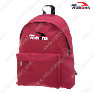 Cheap Vinyl Fabric Custom Classic Plain Gift Backpacks Online pictures & photos