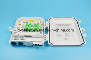 FTTH-004 Full Loaded FTTH Fiber Home Box pictures & photos