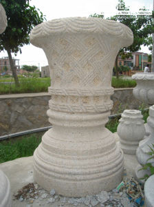Natural Granite Stone Table & Chair for Garden Decoration (CT10) pictures & photos