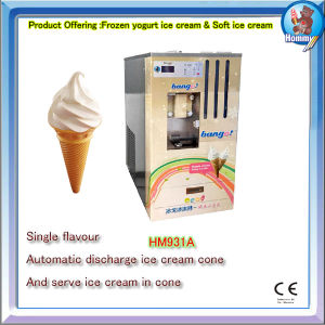 Coin Operated Ice Cream Machine/ Remoe Control/Automatic Ice Cream Machine pictures & photos