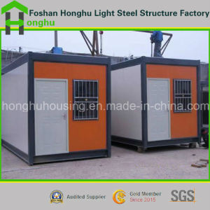 Mobile House Modular House Prefabricated Container pictures & photos
