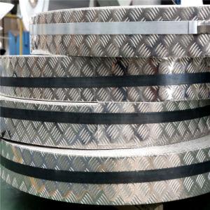 1050 Aluminium Checkered Coil for Floor pictures & photos