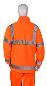Reflective safety T-shirt with own design pictures & photos