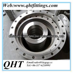 JIS Standard 10k Flange with Black Painting pictures & photos