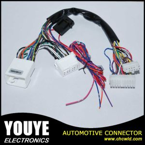 Universial Customized Home Appliance/Electrical Appliance Wire Harness with White Connector pictures & photos