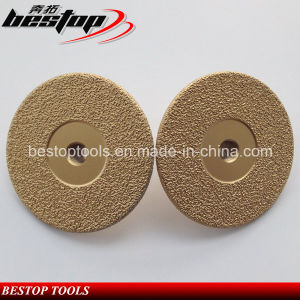 Cut ′n′ Grind Vacuum Brazed Diamond Wheel for England pictures & photos