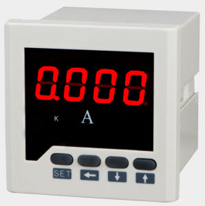 Dm72-a Single Phase 72*72 Digital AMP Meter pictures & photos