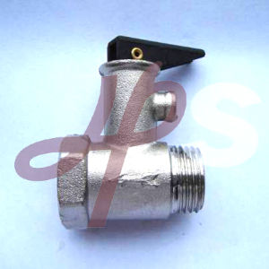 Forging Brass Relief Safety Ball Valve pictures & photos