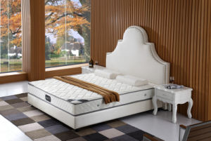 Bedroom Furniture Bedroom Bed Home Furniture Bed Mattress pictures & photos