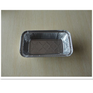 Different Types Food Packaging for Exporting Foil Container pictures & photos