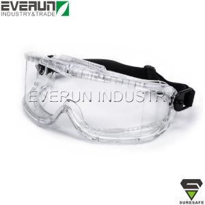 PC lens eye safety goggle (ER9521) pictures & photos