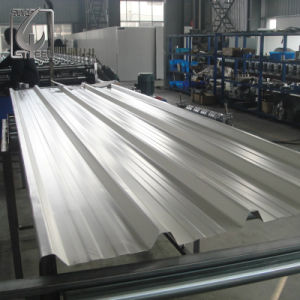 PPGL Red Color Galvanized Roofing Sheet with Test Report pictures & photos