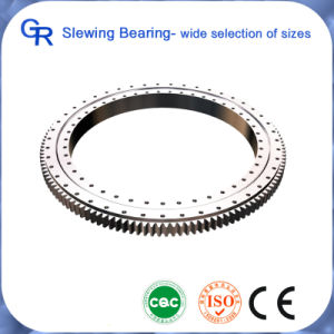 Four-Point Contact Ball Slewing Bearing for Excavator pictures & photos