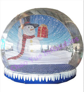 Hot Sale Human Snow Globe for Christmas Day pictures & photos