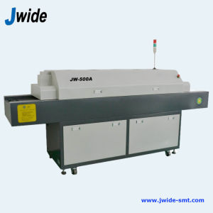 Lead Free SMT Reflow Oven with Press Buttons Control pictures & photos