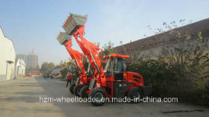 Qingzhou Zl920 Hzm920 Jn920 Middle Wheel Loader Made in China pictures & photos