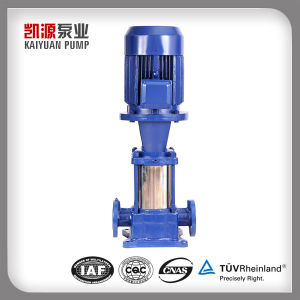 Gdl Vertical Multistage Water Pressure Booster Pump pictures & photos