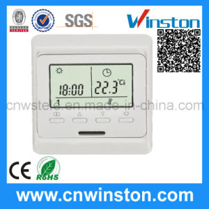 Digital Heating System LCD Display Programmable Room Thermostat pictures & photos