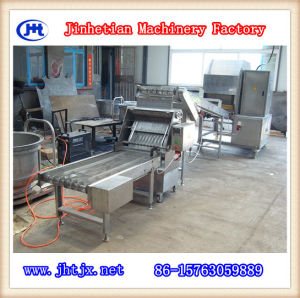 High Quality Commercial Automatic Spring Roll Wrapper Crepe Samosa Empanada Making Machine pictures & photos