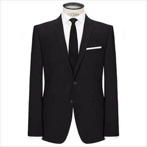 OEM Classic Design Plainweave Suit Jacket for Men pictures & photos