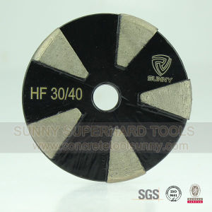 Segmented Round Type Grinding Wheel pictures & photos