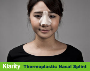 Klarity Thermoplastic Nasal Splint pictures & photos