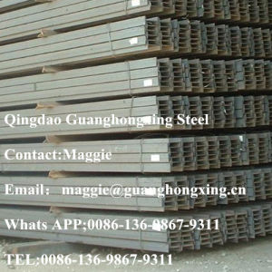 Q235B, Hot Rolled, Galvanized Steel I-Beam pictures & photos
