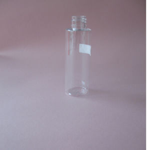 60ml Cylinder Clear Pet Bottle Without Closures pictures & photos