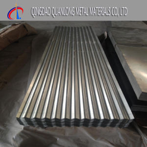 Aluzinc Galvalume Corrugated Steel Roofing Sheet pictures & photos