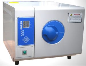 LCD Dental Vacuum Steam Autoclave Sterilizer pictures & photos