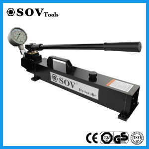 700bar Lightweight Hydraulic Hand Pump with Safety Valve (SV11B) pictures & photos
