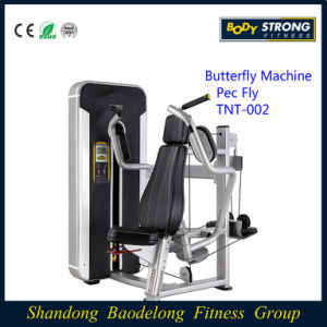 2016 Popular Pec Fly Gym Equipment Chest Training Pectoral Machine TNT-002 pictures & photos