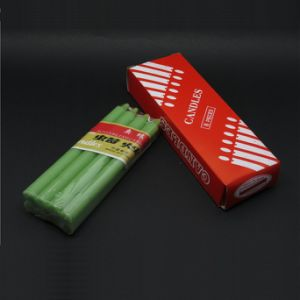 Low Price 14G Color Pillar Candle for Mideast and Africa pictures & photos