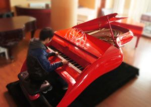 Custom Car Piano for Sale pictures & photos