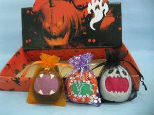 Halloween Pumpkin Ceramic Arts and Crafts (LOE2373B-6) pictures & photos