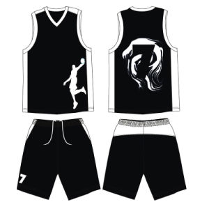 2016 Cheap Customize Samll Quantity Sportswear Breathable Basketball Suit pictures & photos