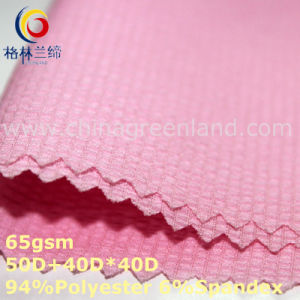 Polyester Spandex Chiffon Seersucker Fabric for Shirt Blouse (GLLML347) pictures & photos