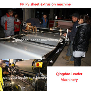 High Output for Vacuum Thermoforming PP PS Sheet Making Machine pictures & photos