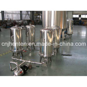 Stainless Steel Precisw Filter Housing for Chemical Industry pictures & photos