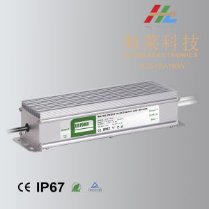 150W 12V/24V IP67 Waterproof LED Driver pictures & photos