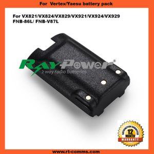 Fnb-86L/V87L 7.2V Li-ion Battery for Vertex/Yaesu Vx821/824/829/921 pictures & photos