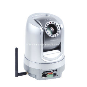 H. 264 800tvl 27X Optical Zoom IP Network WiFi Camera (IP-129HW) pictures & photos
