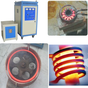 Induction Heating Wrought Iron Machinery Used 50kw pictures & photos