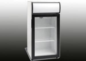 80L Glass Door Mini Beverage Cooler pictures & photos