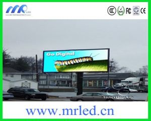 Mreld P8mm Advertising LED Display DIP5454 pictures & photos