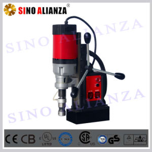 32mm M20 Stepless Speed Magnetic Drill with with Annular Cutter and Twist Drill Bit Tapping Machine