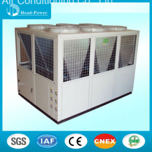 R22/R407 C Heat Pump Type 75 Ton Air Cooled Scroll Water Chiller pictures & photos