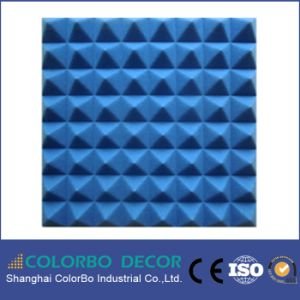 Wall Decoration Material Polyester Fiber Acoustic Board pictures & photos